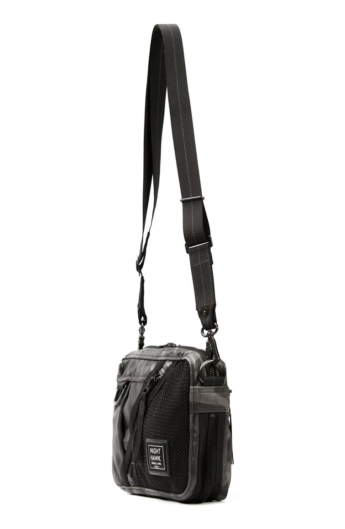 'NightHawk' Shoulder Bag,                             Alternate thumbnail 6, color,                             Camo