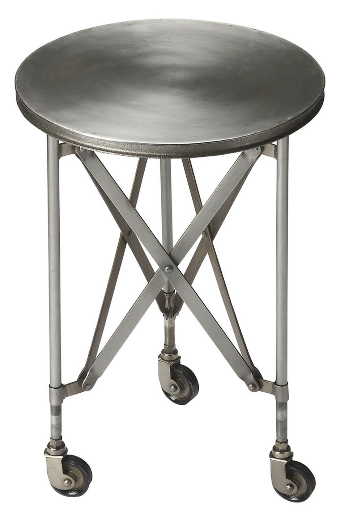 Main Image - Butler Iron Accent Table