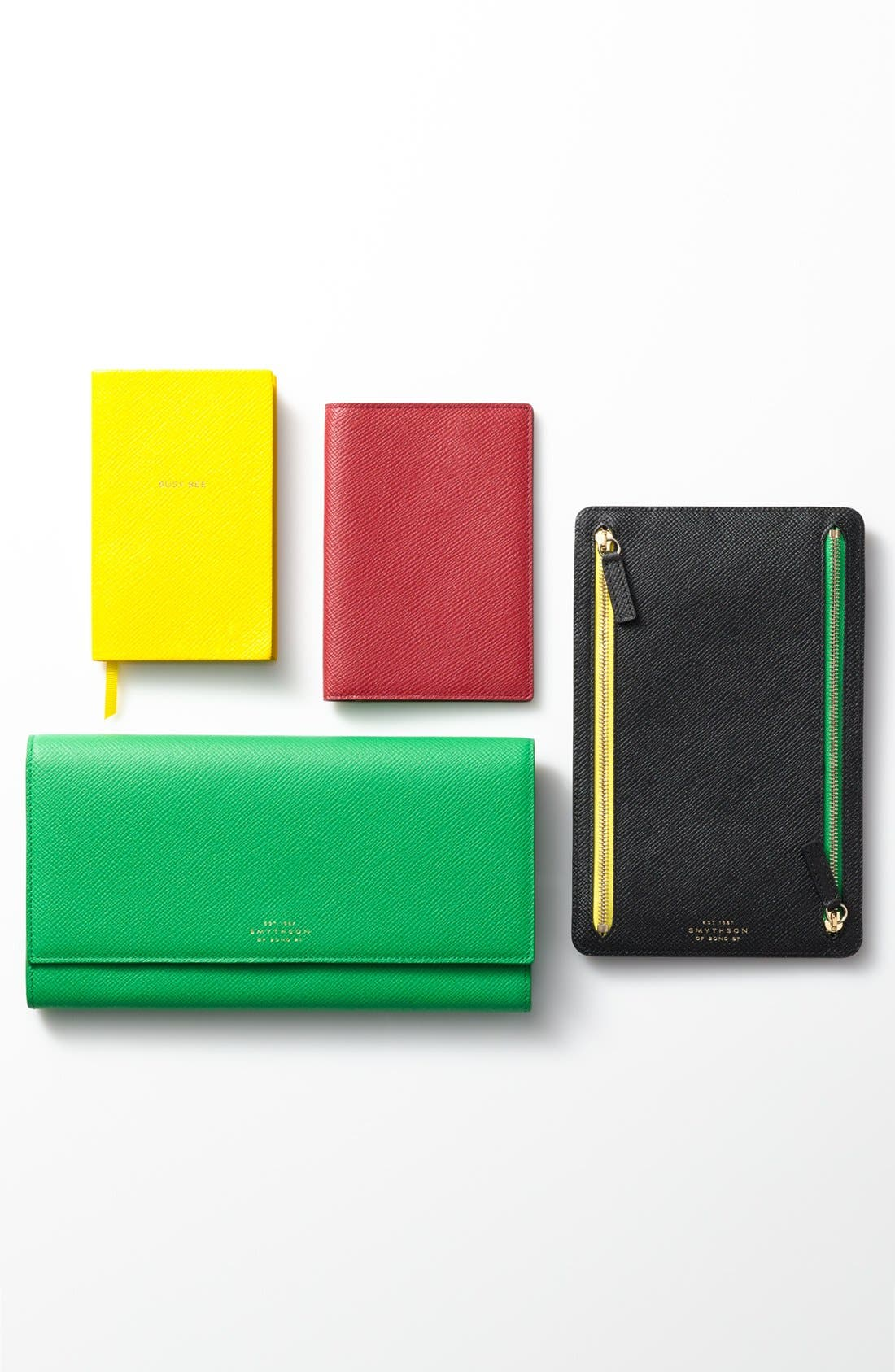 'Panama Marshall' Travel Wallet,                             Alternate thumbnail 7, color,