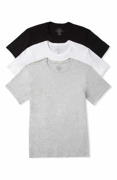 Calvin Klein 3-Pack Cotton T-Shirt.  39.50. (47). Product Image. WHITE   BLACK b3ddfb0046