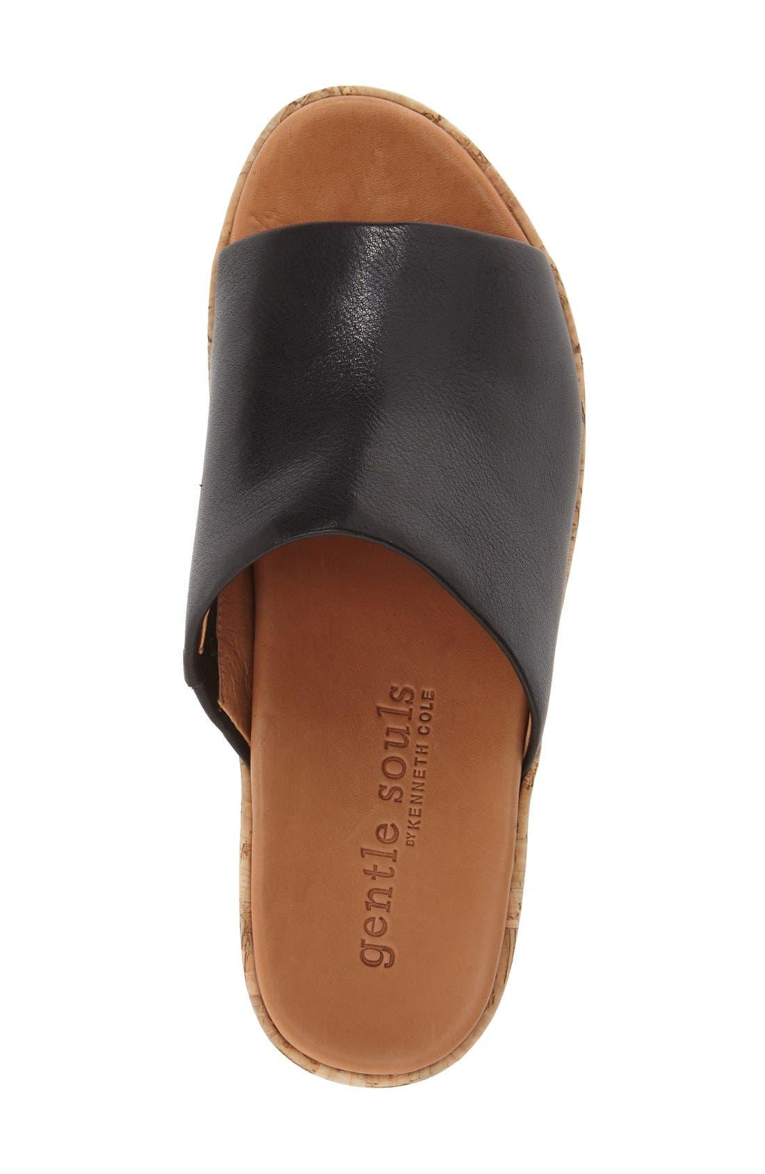 Alternate Image 3  - Gentle Souls 'Megan' Platform Wedge Sandal (Women)