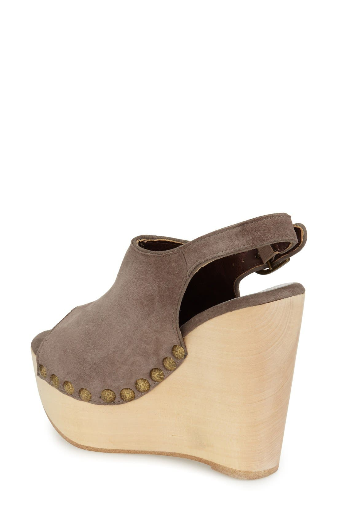 Alternate Image 2  - Jeffrey Campbell 'Snick' Platform Sandal