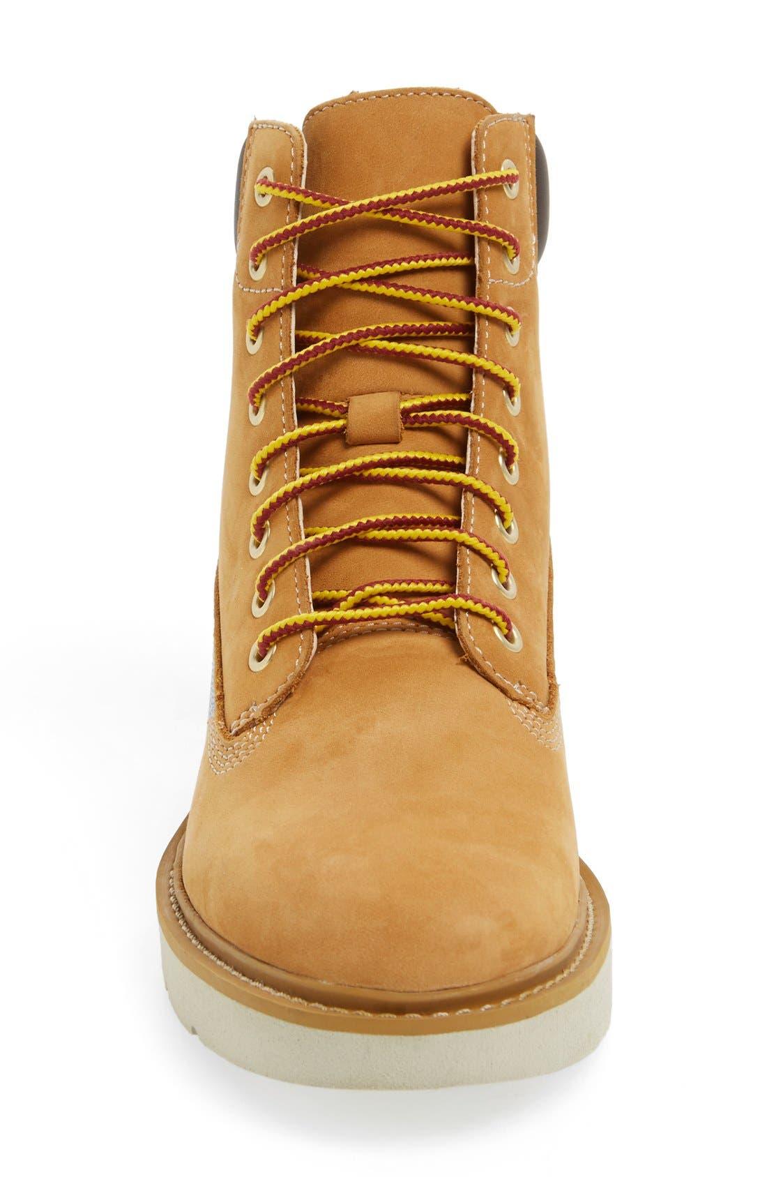 Alternate Image 3  - Timberland 'Kenniston' Lace-Up Boot (Women)