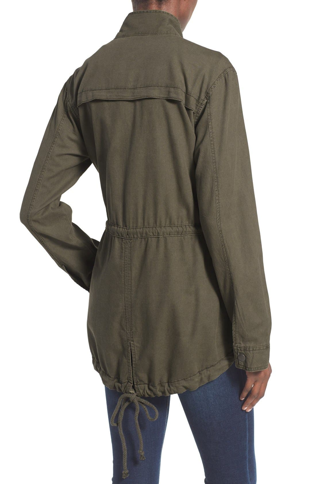 Alternate Image 2  - BP. Cargo Anorak Jacket