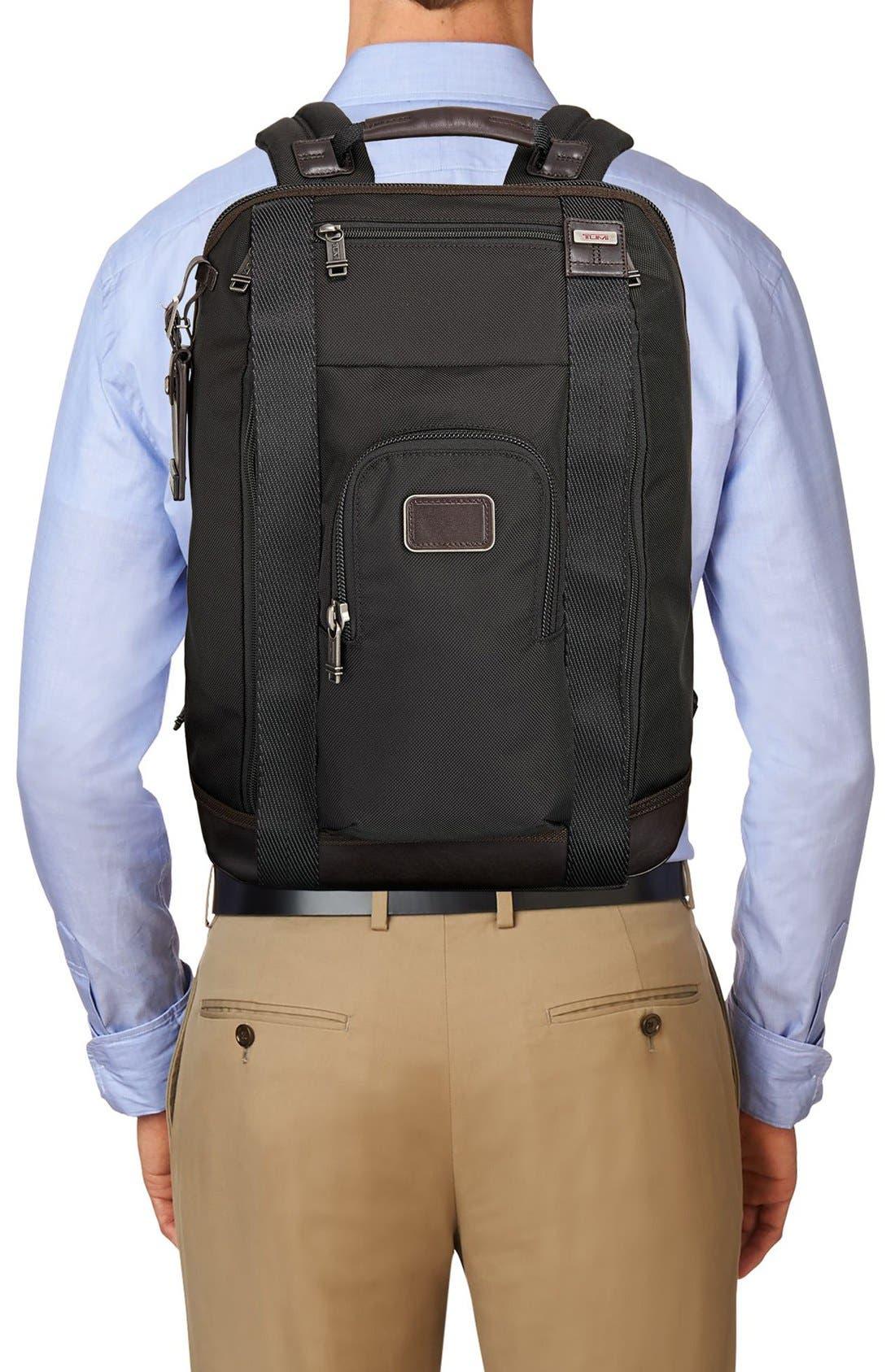 'Alpha Bravo - Edwards' Backpack,                             Alternate thumbnail 2, color,                             Hickory