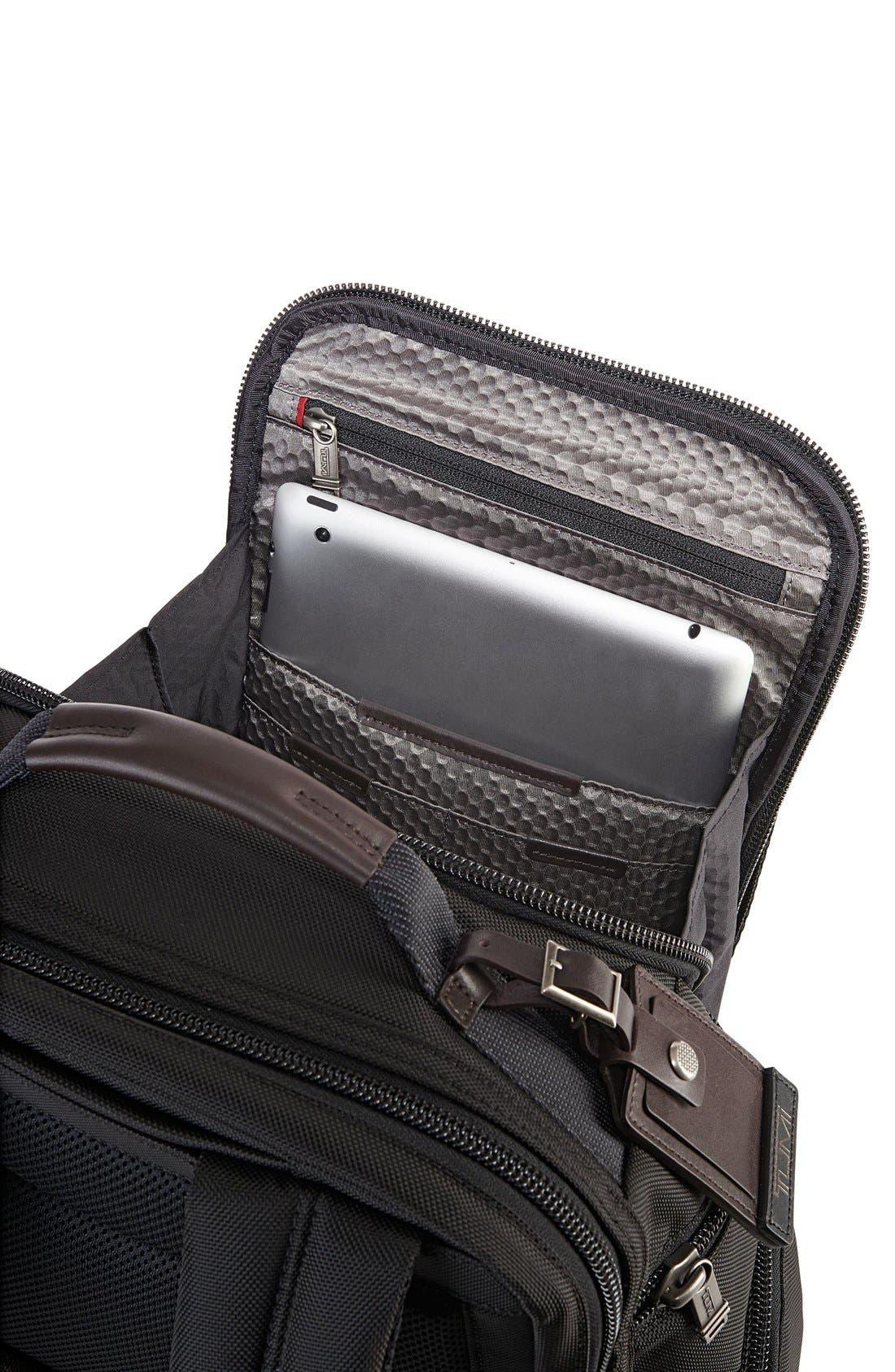 Alternate Image 5  - Tumi Alpha Bravo Shaw Deluxe Backpack