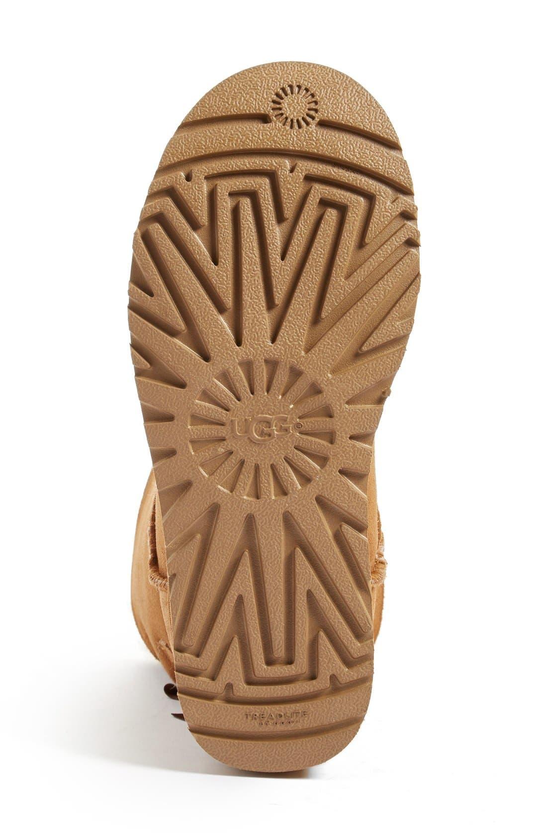 Alternate Image 4  - UGG® 'Bailey Bow II' Boot (Women)
