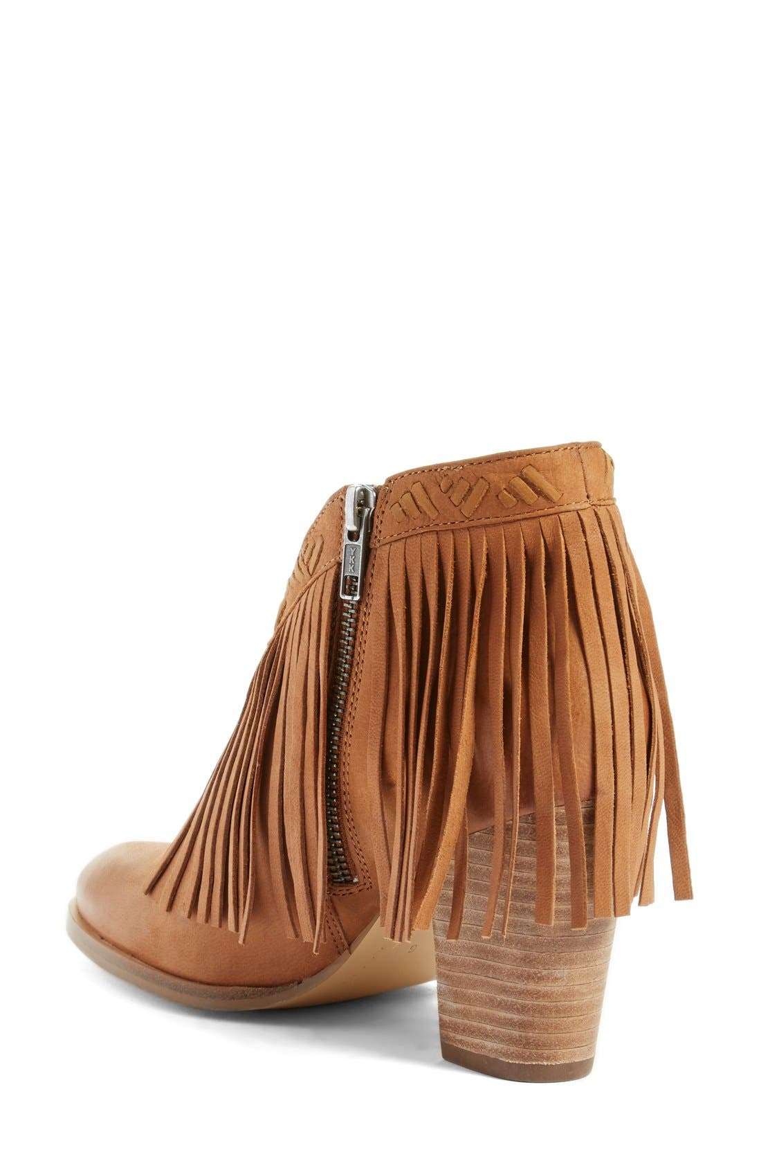 Alternate Image 2  - Seychelles 'World Tour' Fringe Bootie (Women)