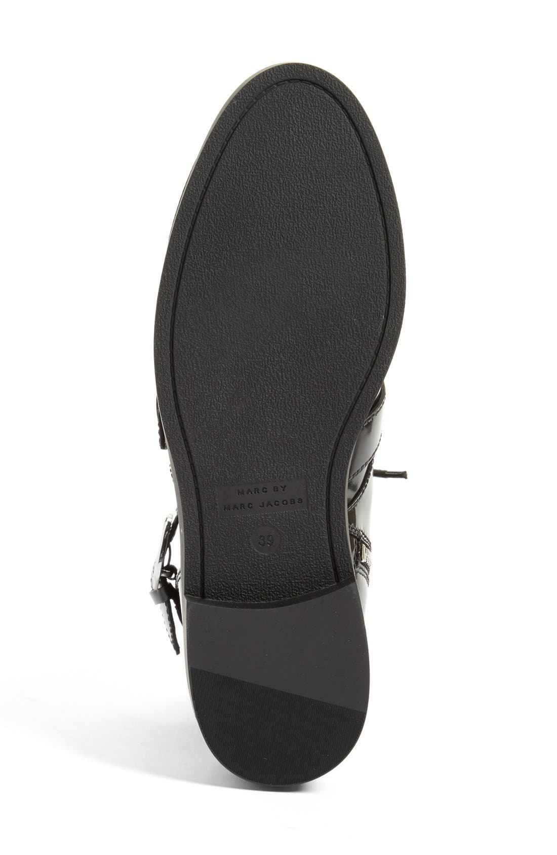 Alternate Image 4  - MARC JACOBS 'Taylor' Moto Ankle Boot (Women)