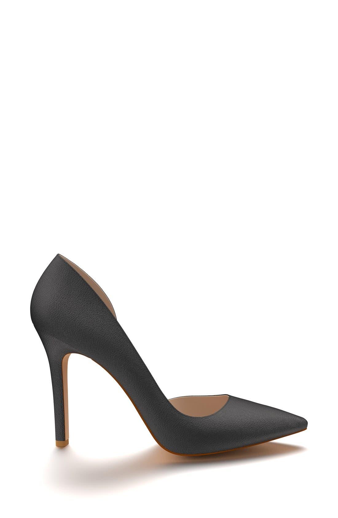 Alternate Image 4  - Shoes of Prey Half d'Orsay Pump (Women)