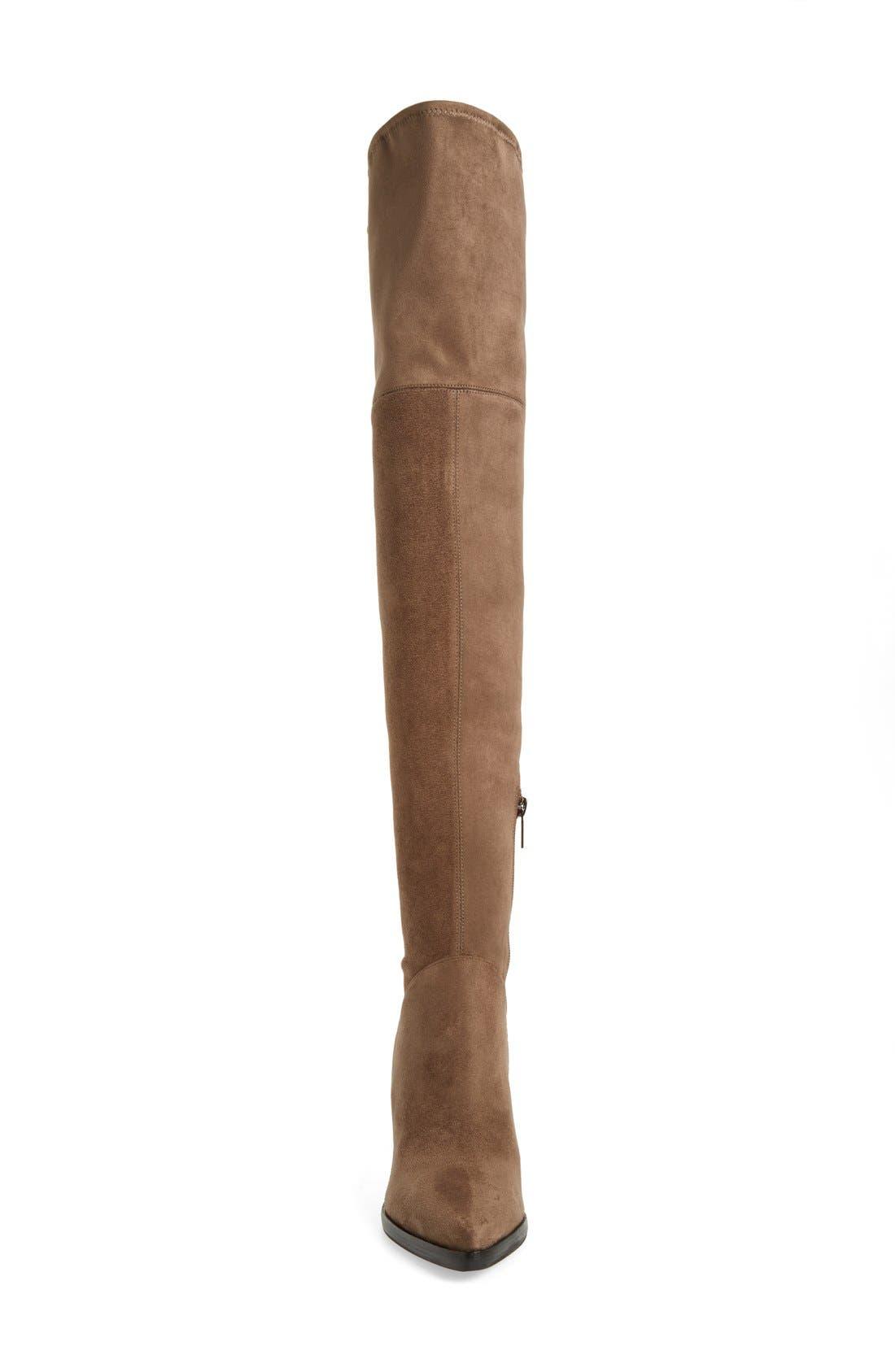 Alternate Image 3  - Marc Fisher LTD 'Alinda' Over the Knee Boot (Women)