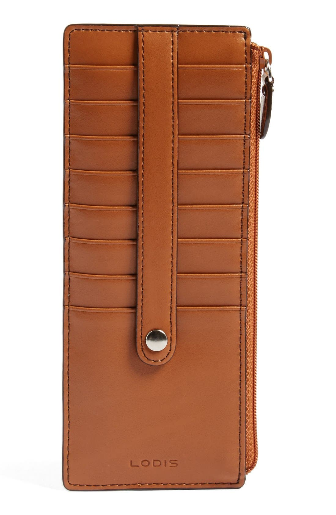 Lodis Audrey RFID Leather Credit Card Case (Nordstrom Exclusive)