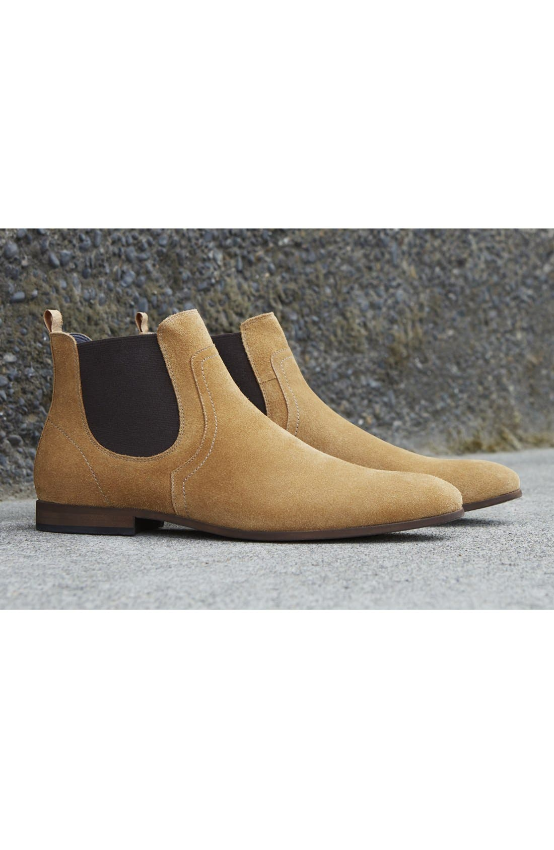 Alternate Image 6  - The Rail Brysen Chelsea Boot (Men)
