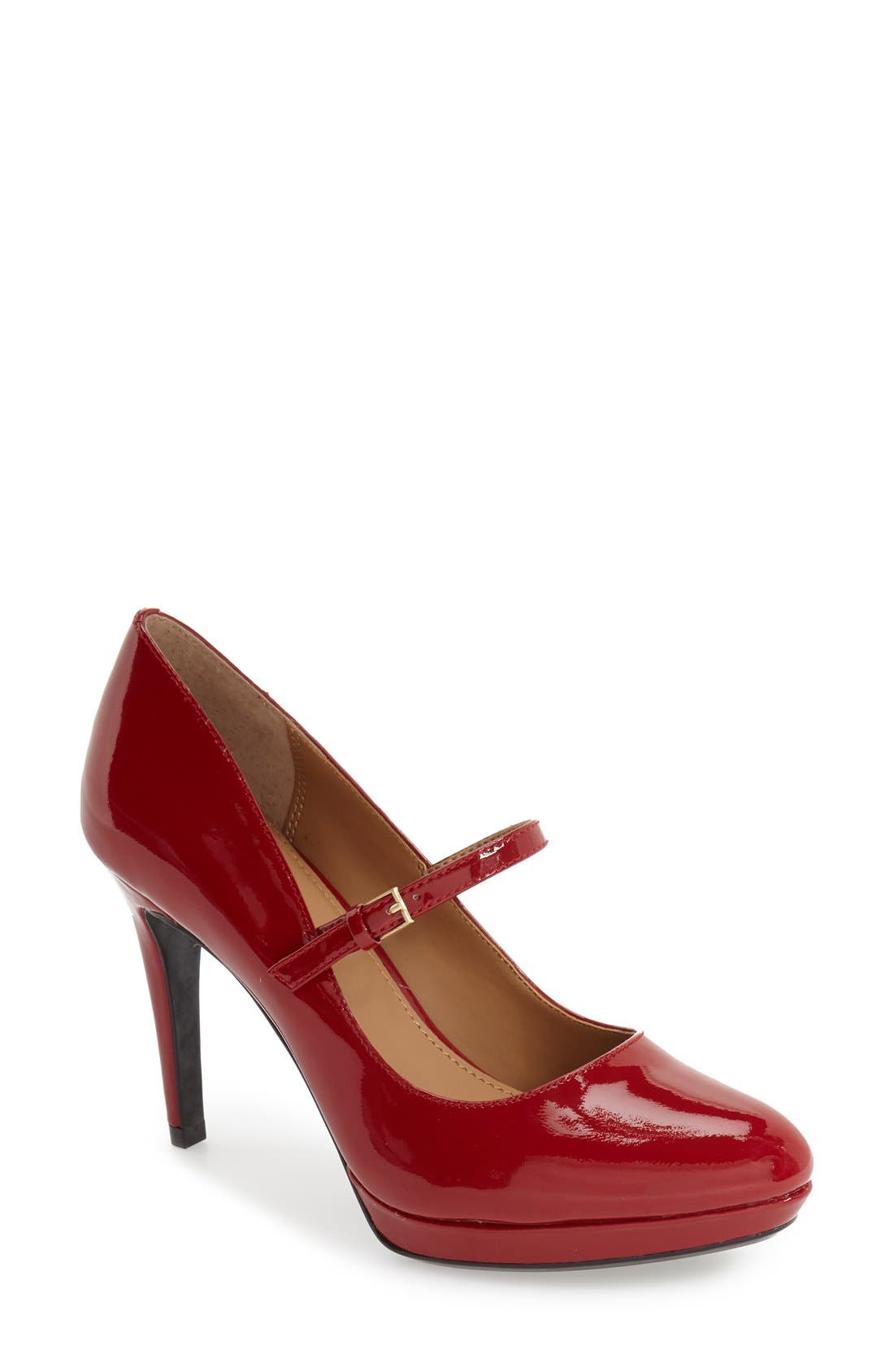 Alternate Image 1 Selected - Calvin Klein 'Paislie' Mary Jane Pump (Women)