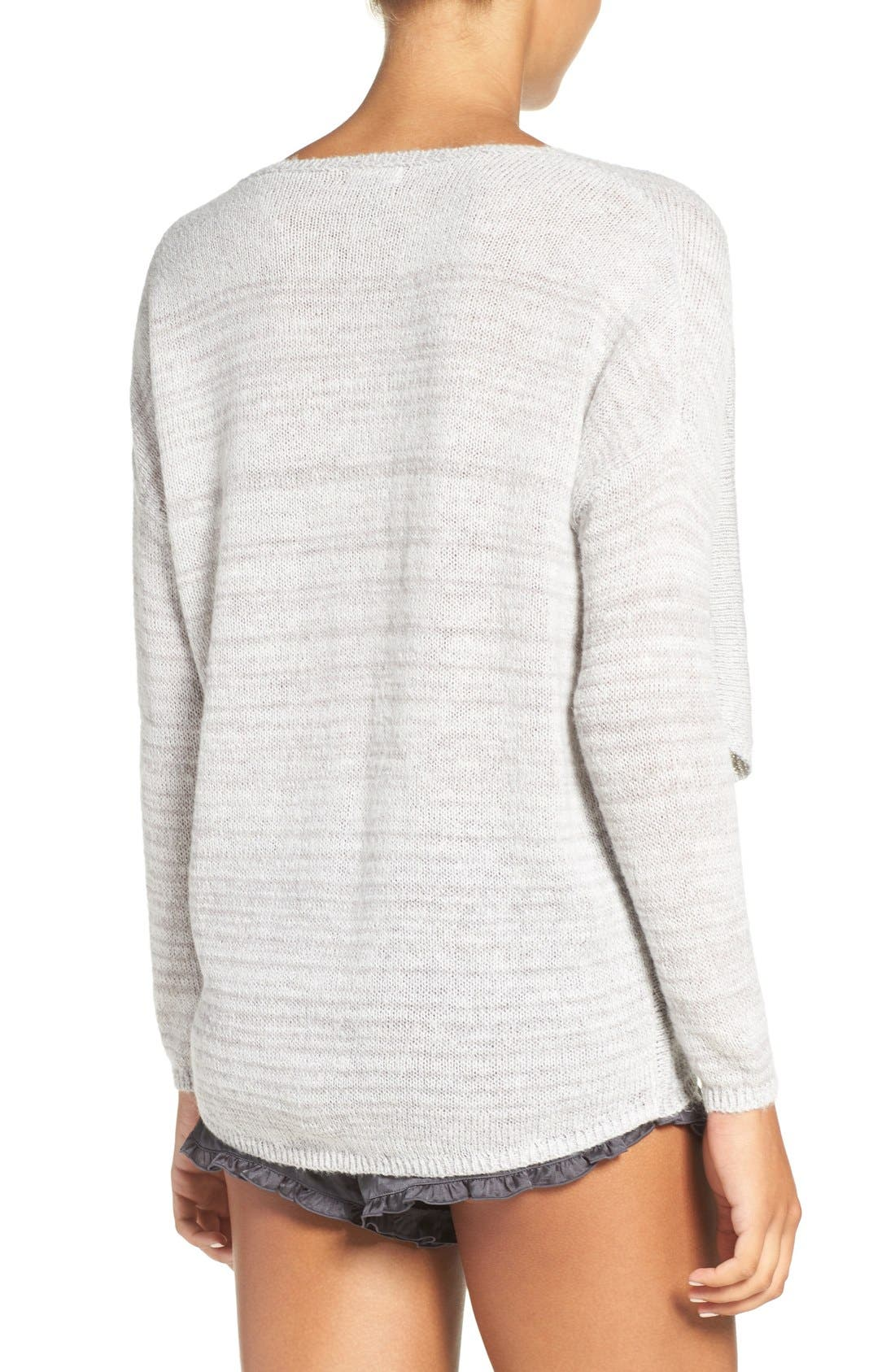 Alternate Image 2  - Chelsea28 Cross Front Sweater