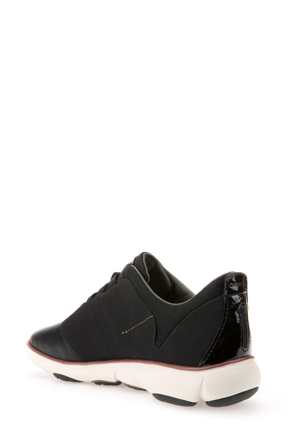 Alternate Image 2  - Geox 'Nebula' Sneaker (Women)