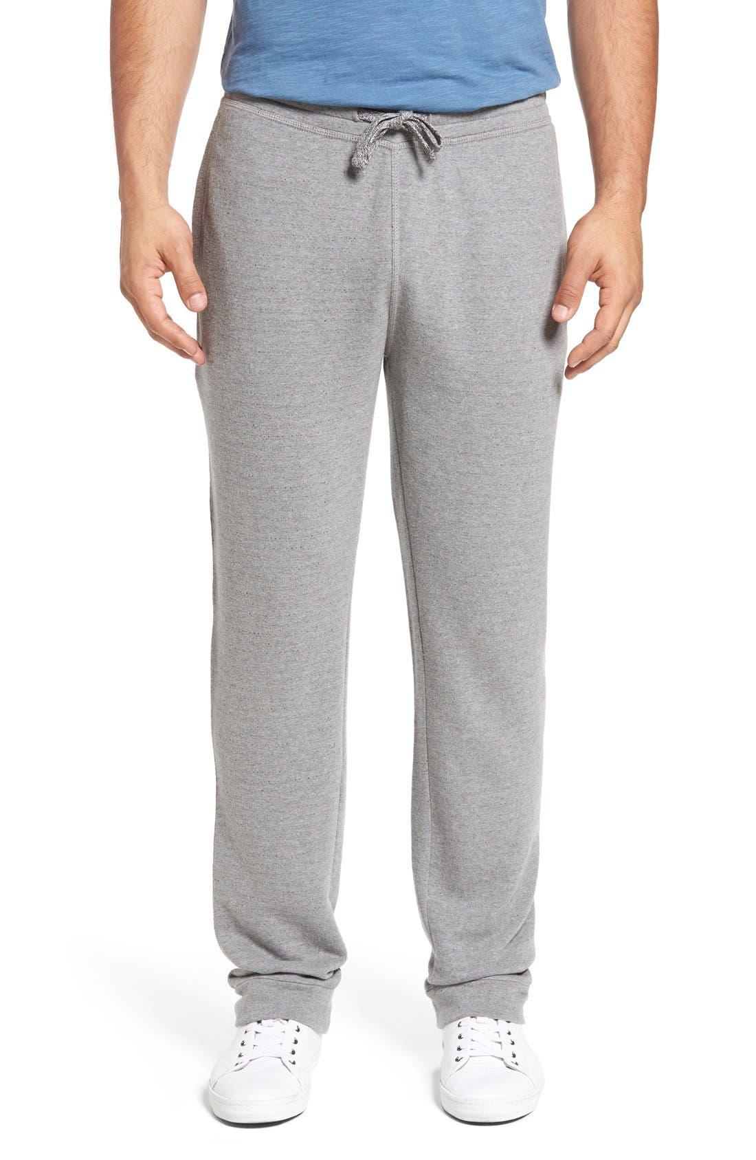 'Gleann' Knit Pants,                         Main,                         color, Alchemy Heather