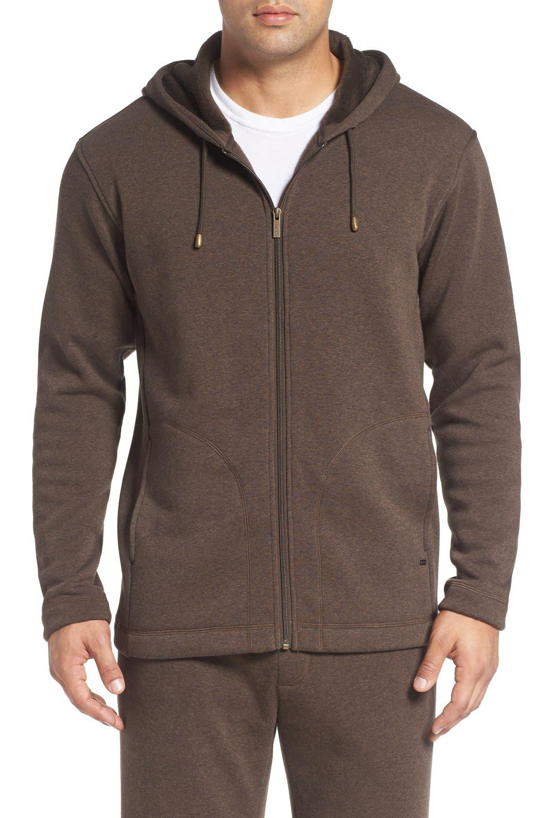 Main Image - UGG® 'Bownes' Zip Hoodie
