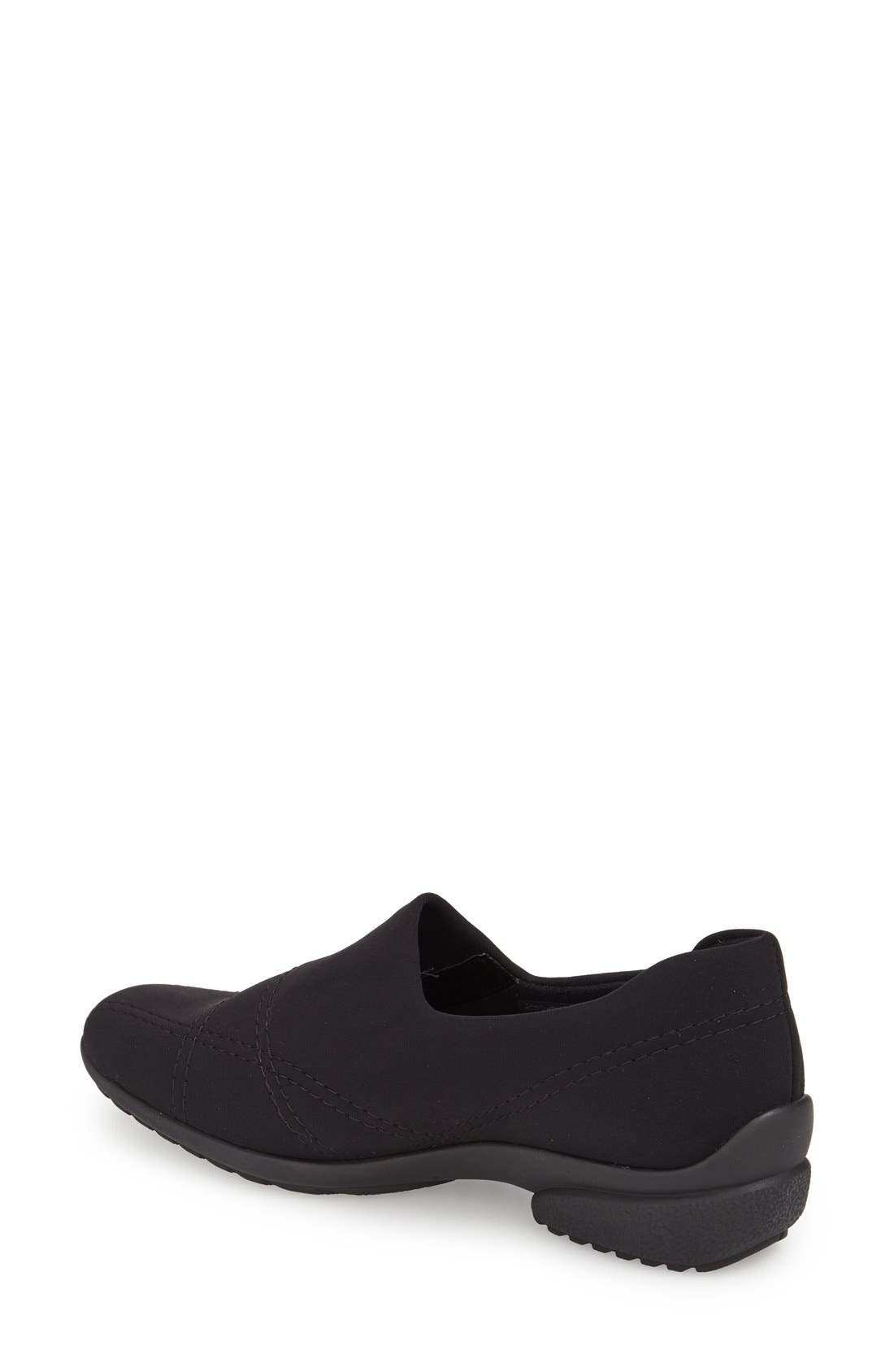 Alternate Image 2  - ara 'Pam' Waterproof Gore-Tex® Slip-On (Women)