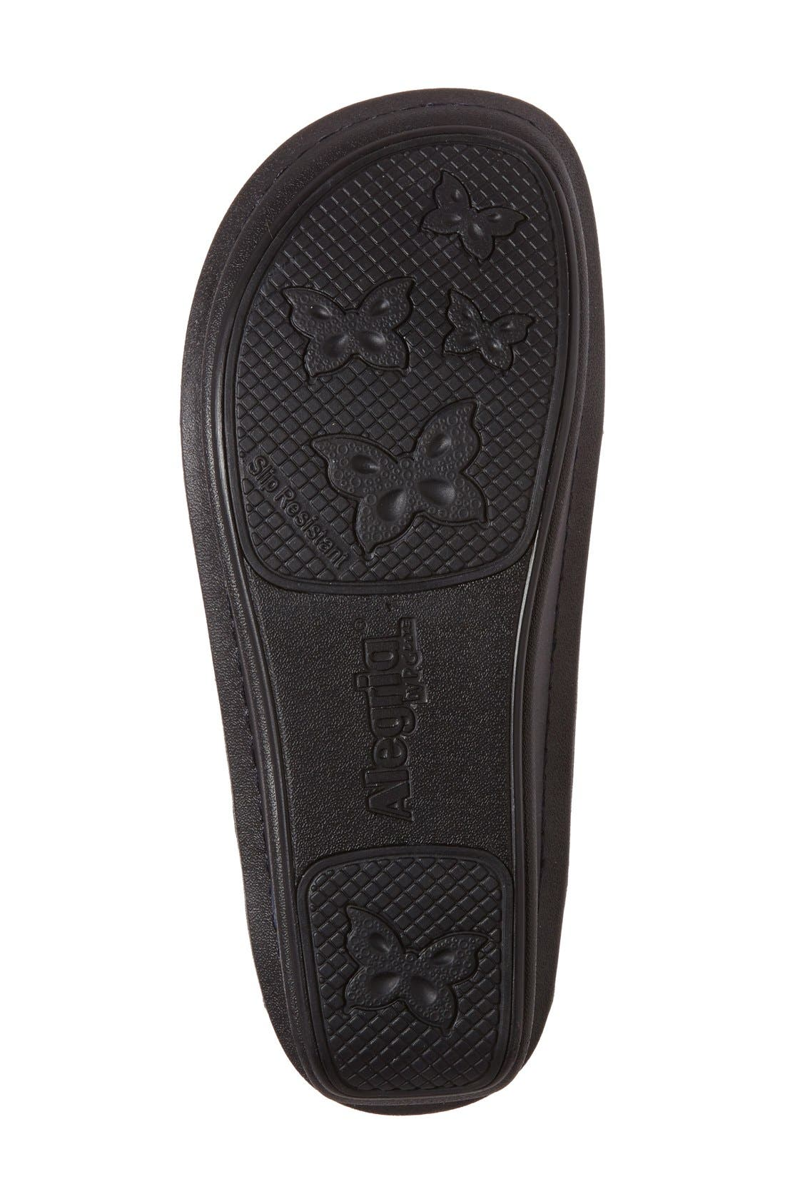 Alternate Image 4  - Alegria Seville Water Resistant Clog (Women)