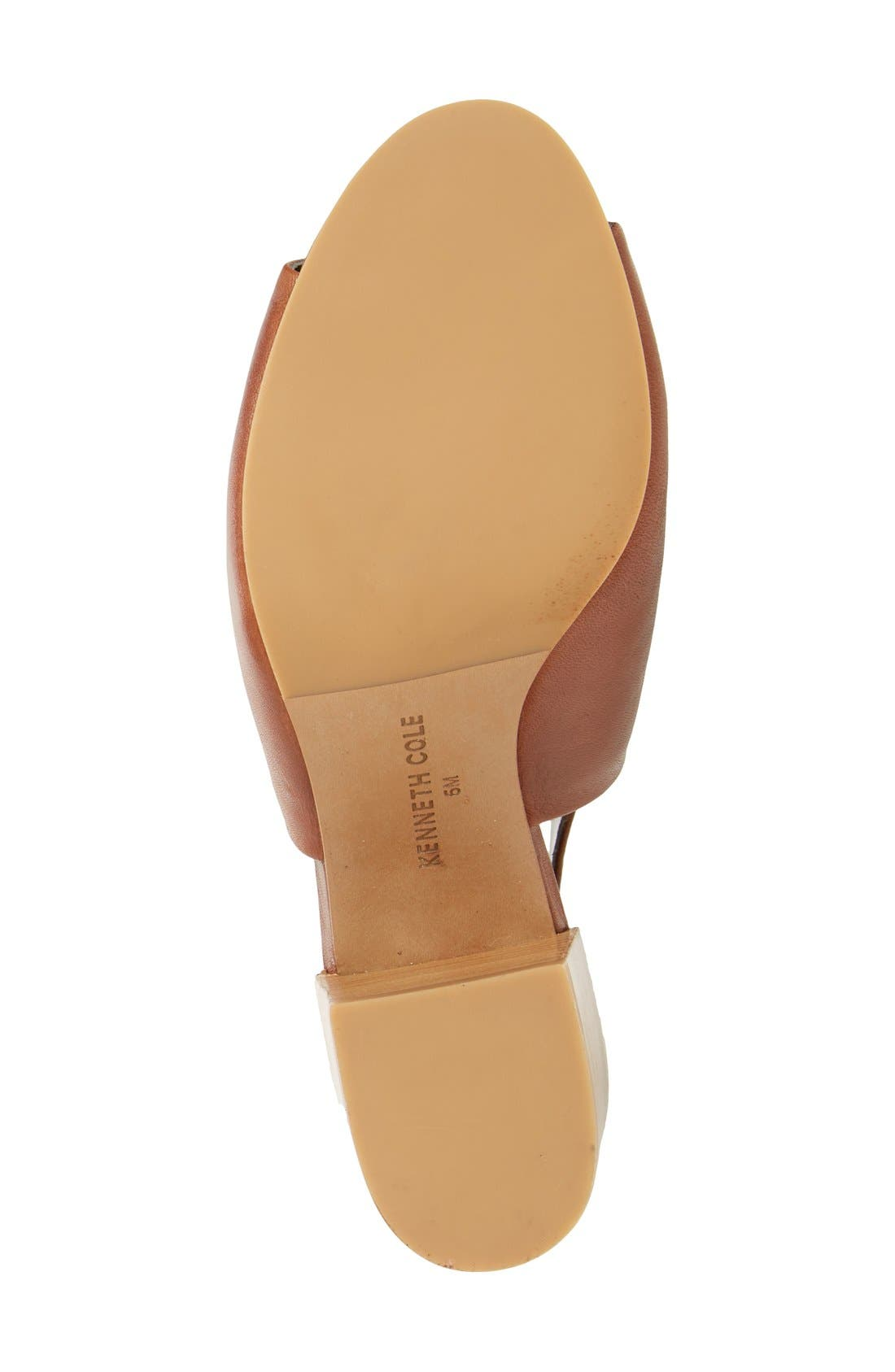 Alternate Image 4  - Kenneth Cole New York 'Val' Sandal (Women)
