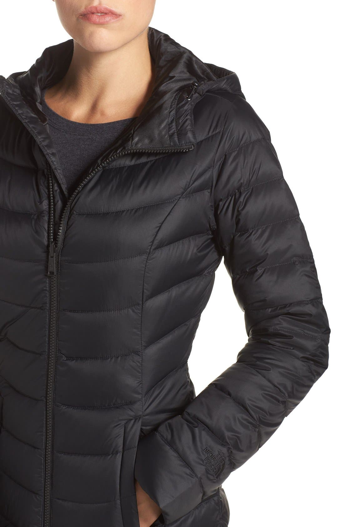 Alternate Image 4  - The North Face 'Jenae' Hooded Down Jacket (Nordstrom Exclusive)