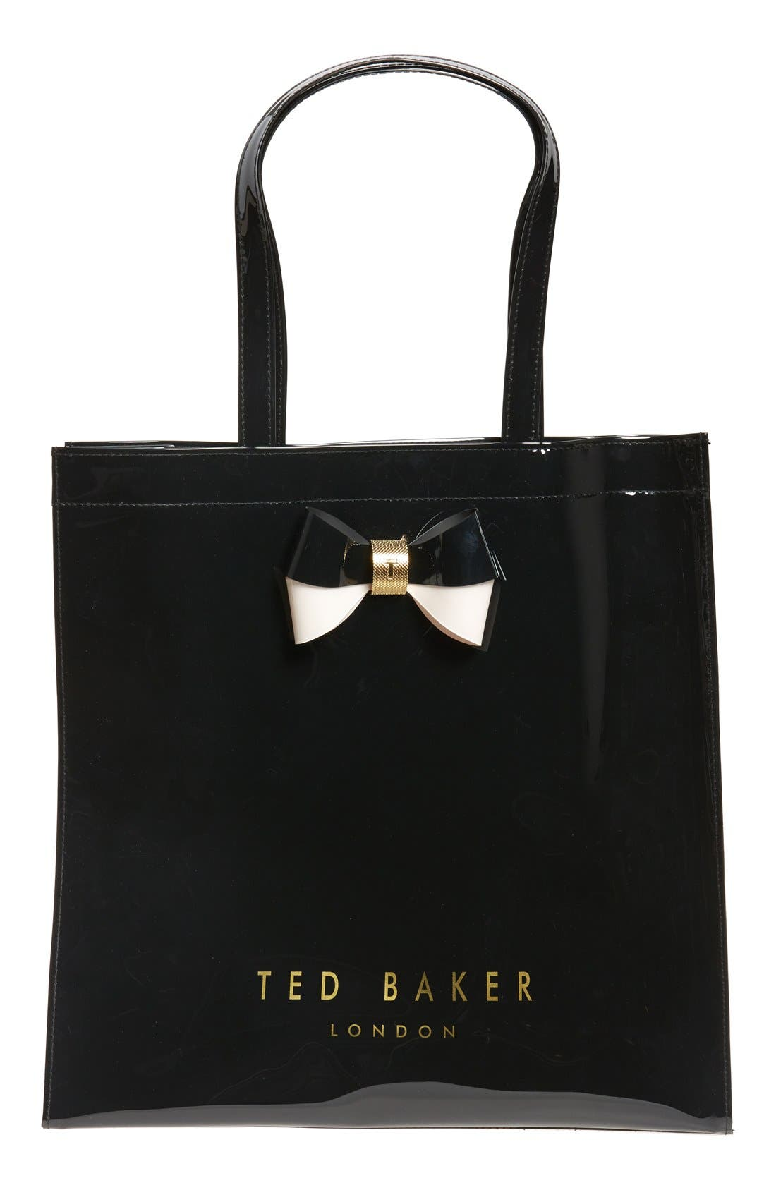 Alternate Image 1 Selected - Ted Baker London 'Large Icon - Bow' Tote