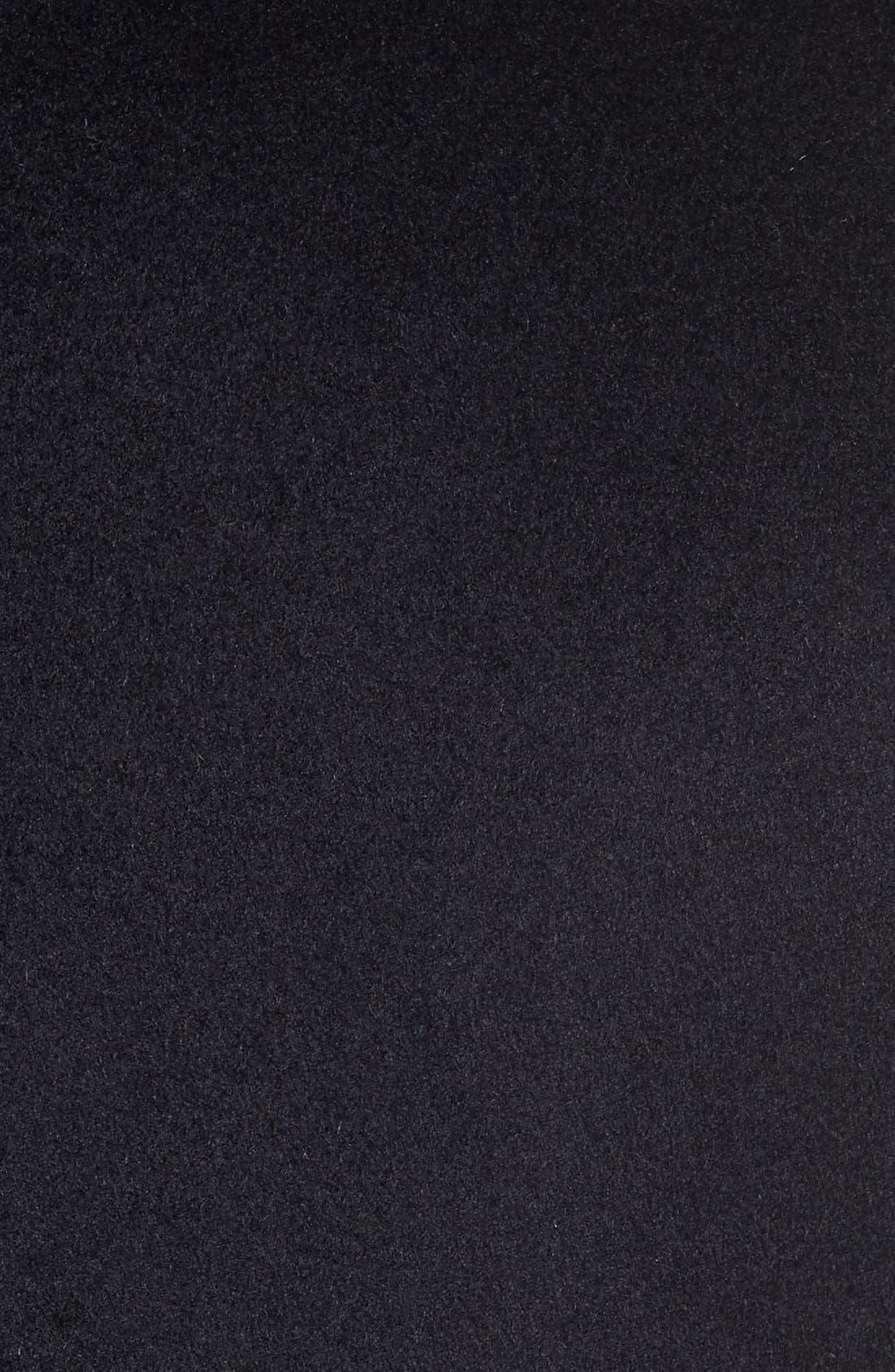 Alternate Image 5  - Ted Baker London Alaska Trim Fit Wool & Cashmere Overcoat