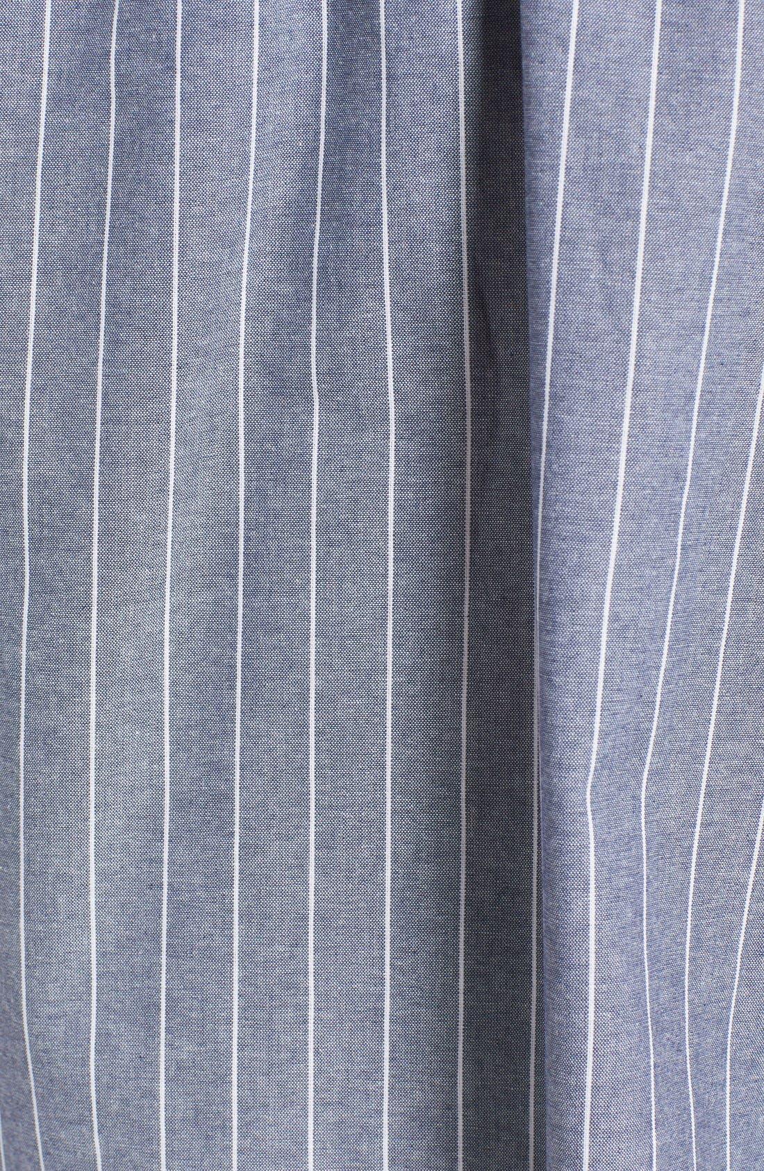Alternate Image 5  - BP. Stripe Off the Shoulder Blouse