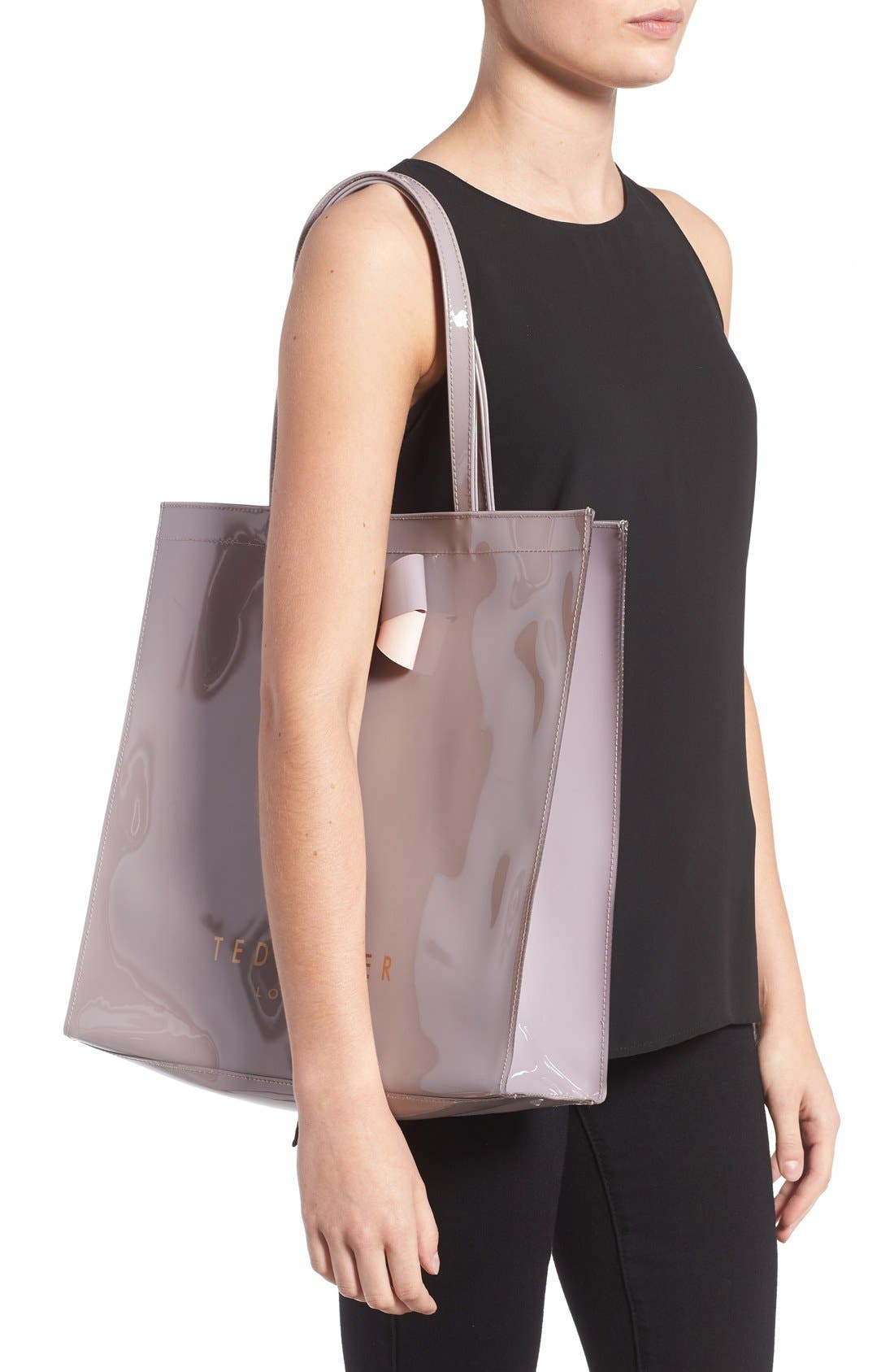 Alternate Image 2  - Ted Baker London 'Large Icon - Bow' Tote