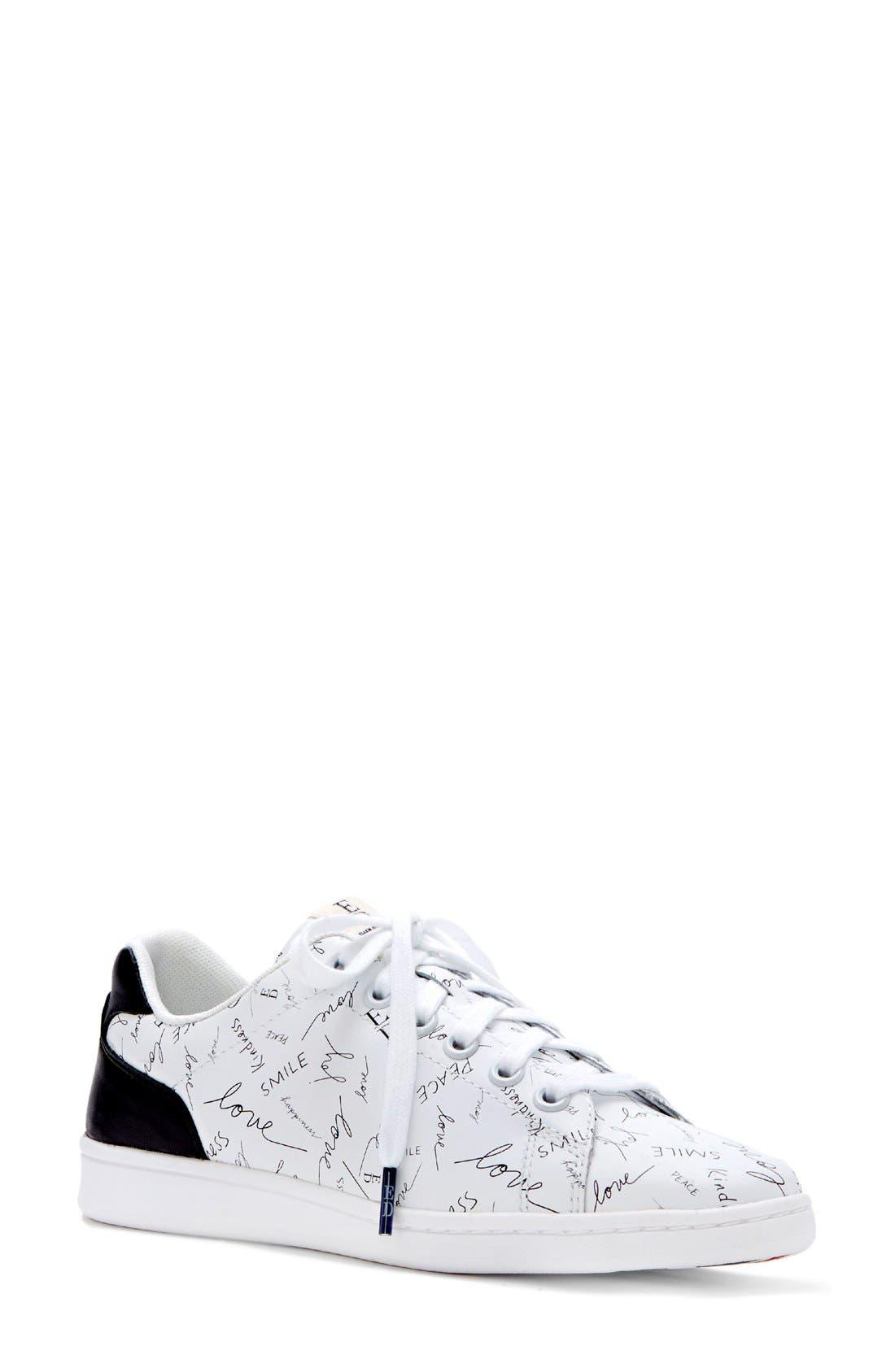 Main Image - ED Ellen DeGeneres Chaprint Sneaker (Women)