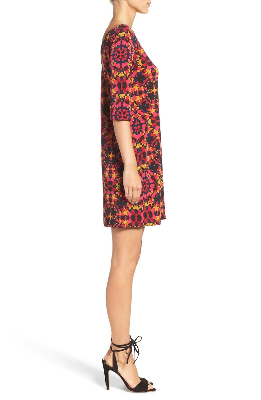 Alternate Image 3  - Leota Dolman Sleeve Jersey Sheath Dress