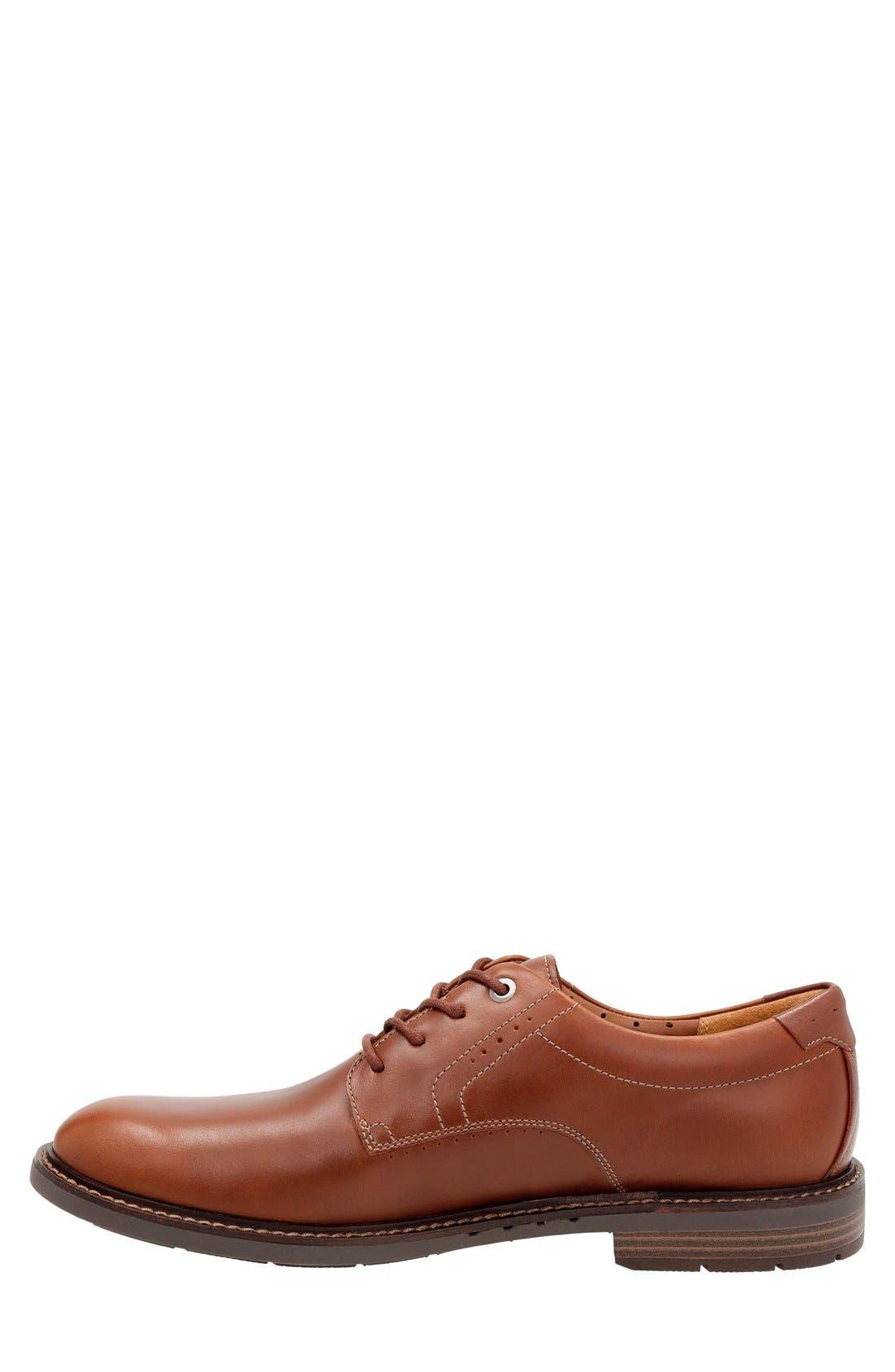 Alternate Image 2  - Clarks® 'Un.Elott' Plain Toe Derby (Men)