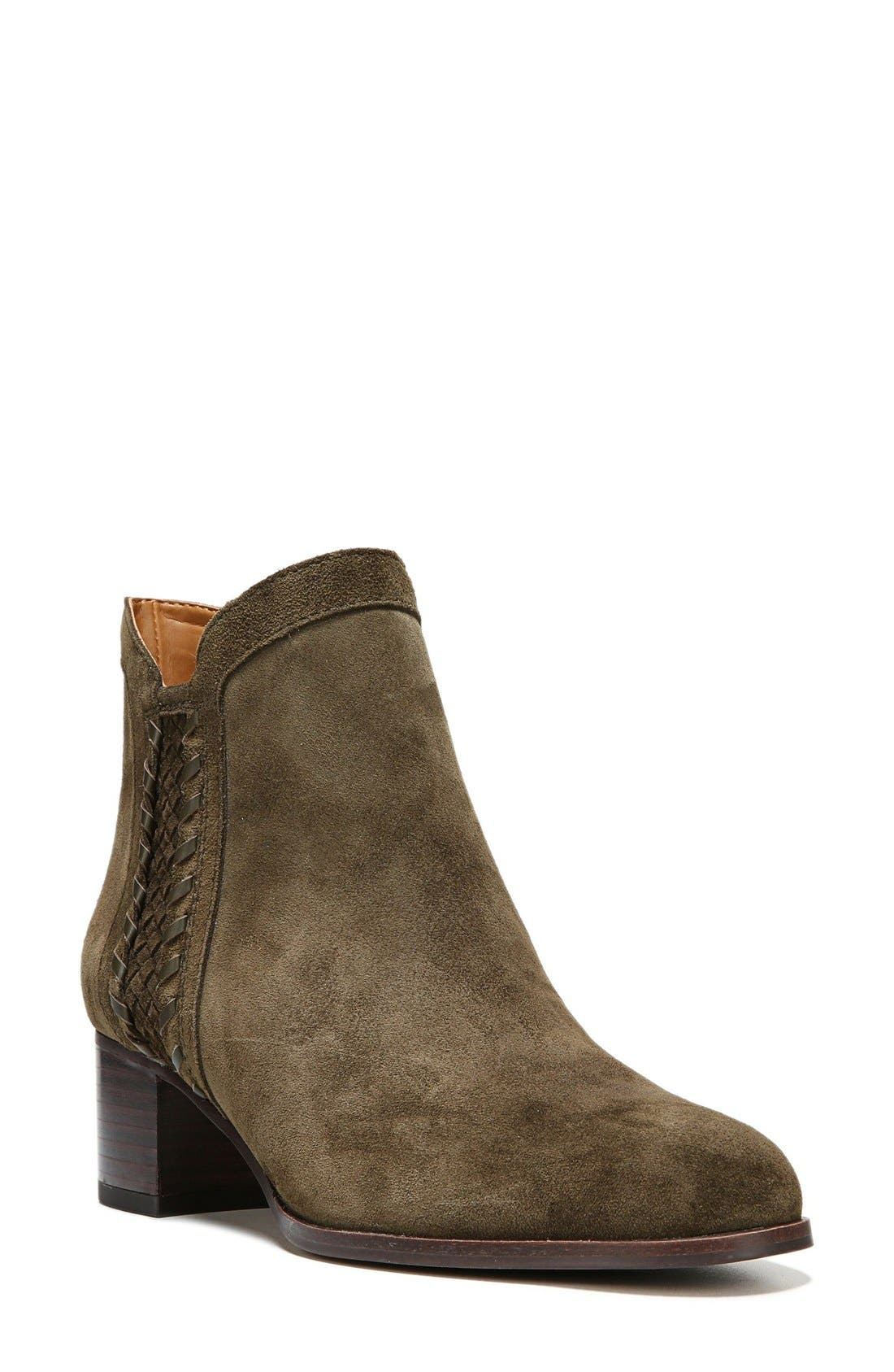 Alternate Image 1 Selected - SARTO by Franco Sarto 'Chenille' Bootie (Women)