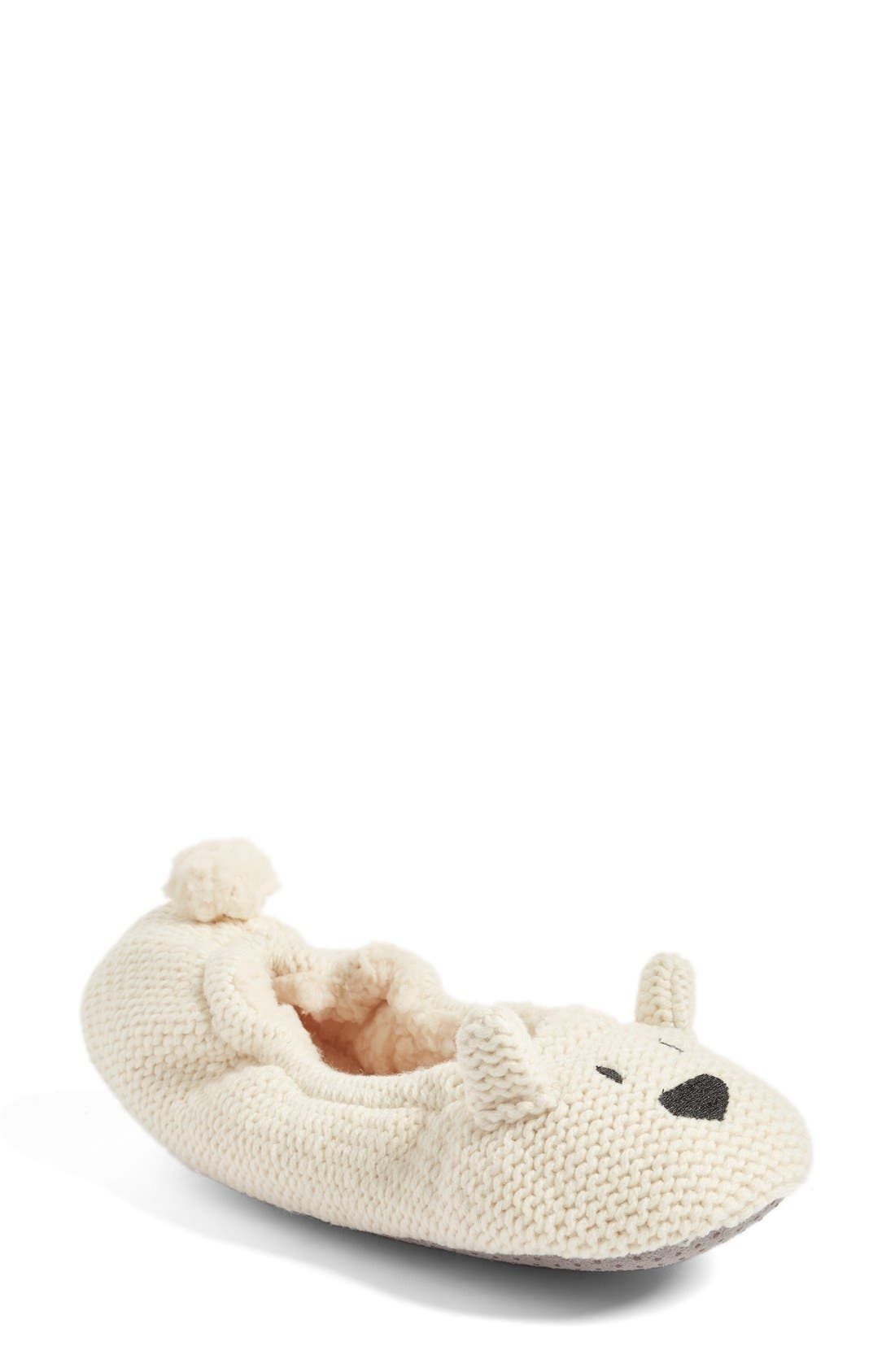 Alternate Image 1 Selected - Nordstrom 'Critter' Slipper (Women)