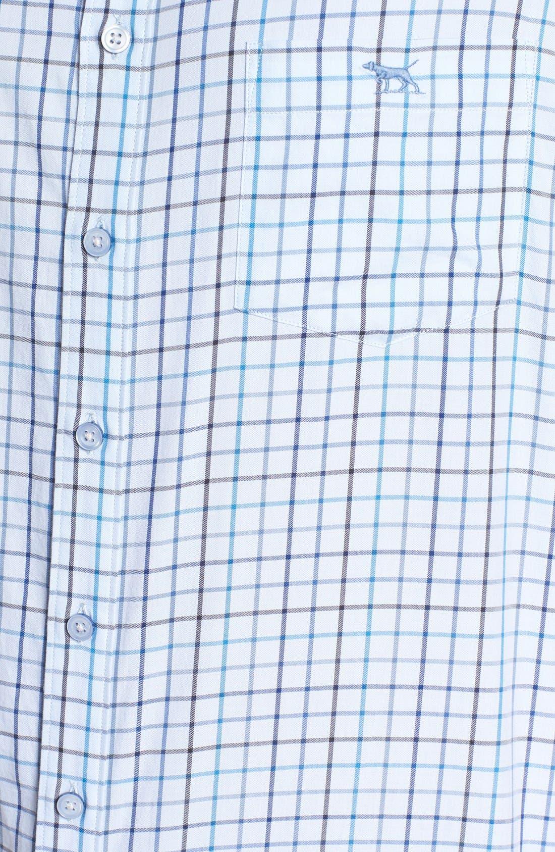 Alternate Image 5  - Rodd & Gunn 'Lyford' Sports Fit Check Sport Shirt