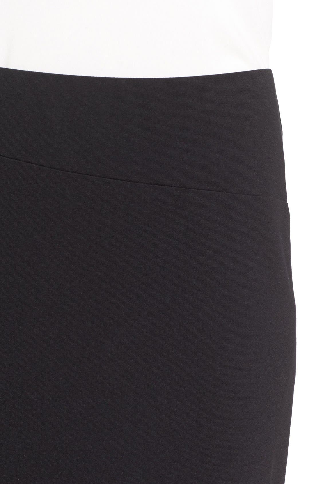 Alternate Image 5  - Vince Camuto Slit Pencil Skirt