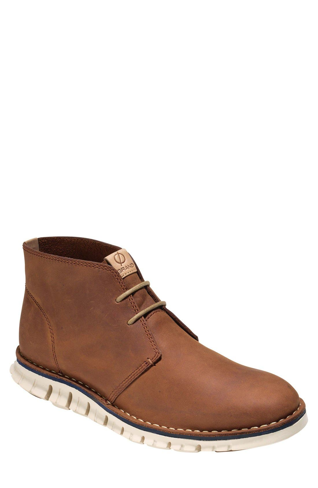 Alternate Image 1 Selected - Cole Haan 'ZeroGrand' Chukka Boot (Men)