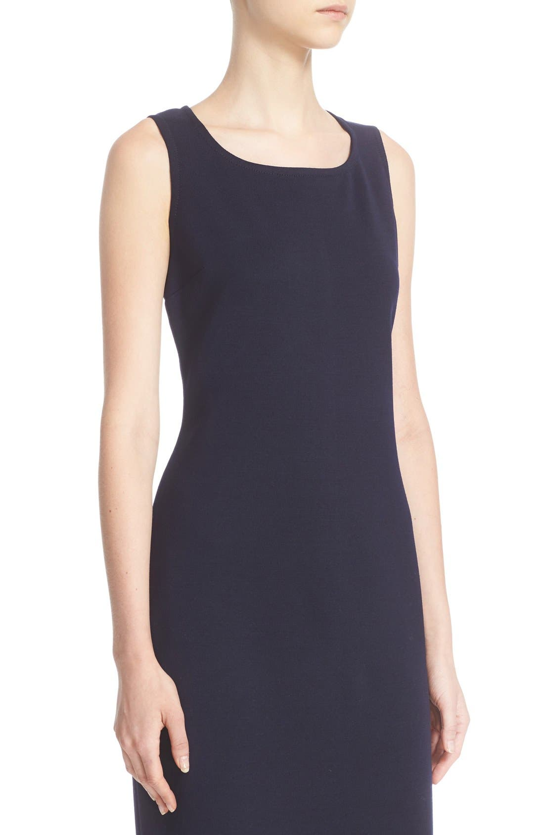 Alternate Image 6  - St. John Collection Milano Knit Sheath Dress