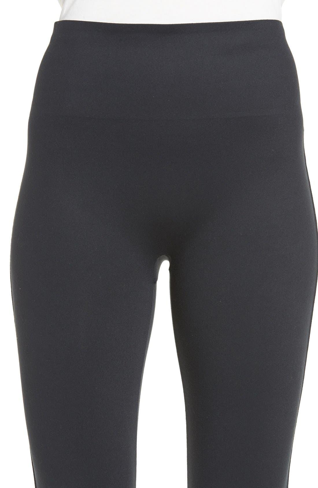 Alternate Image 4  - SPANX® High Waist Leggings