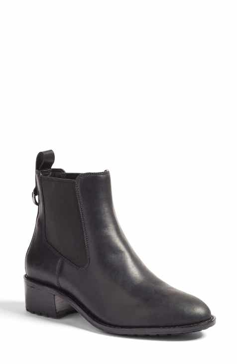 de50873046f1 Cole Haan  Newburg  Waterproof Chelsea Boot (Women)