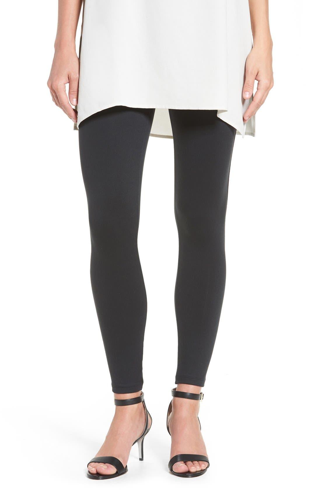 Alternate Image 1 Selected - SPANX® High Waist Leggings