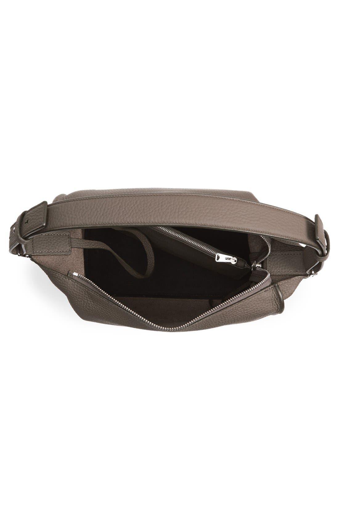Alternate Image 4  - ALLSAINTS 'Kita' Leather Shoulder/Crossbody Bag