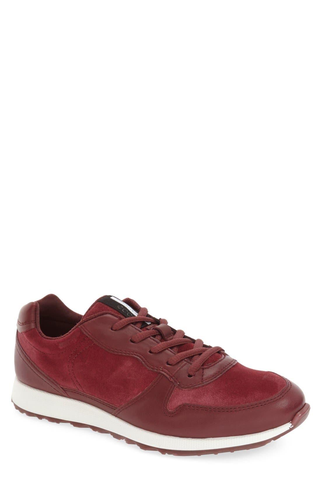 Alternate Image 1 Selected - ECCO 'Sneak' Sneaker (Women)