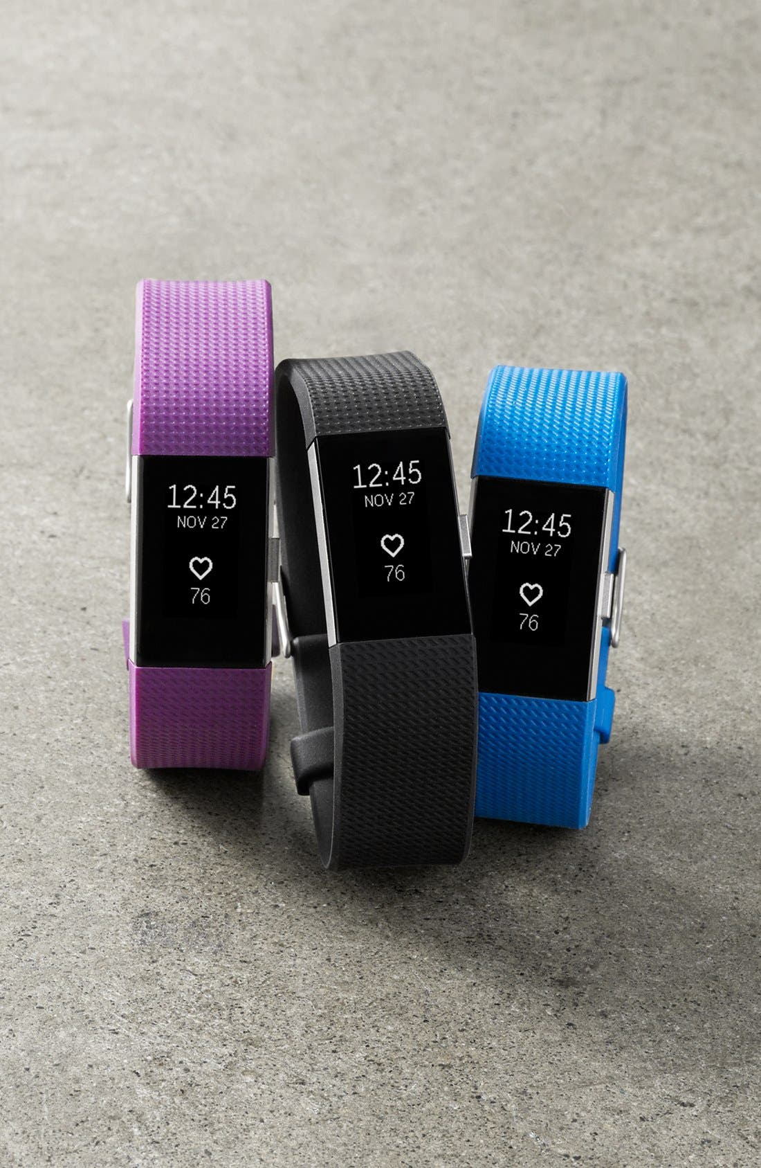 'Charge 2' Wireless Activity & Heart Rate Tracker,                             Alternate thumbnail 7, color,