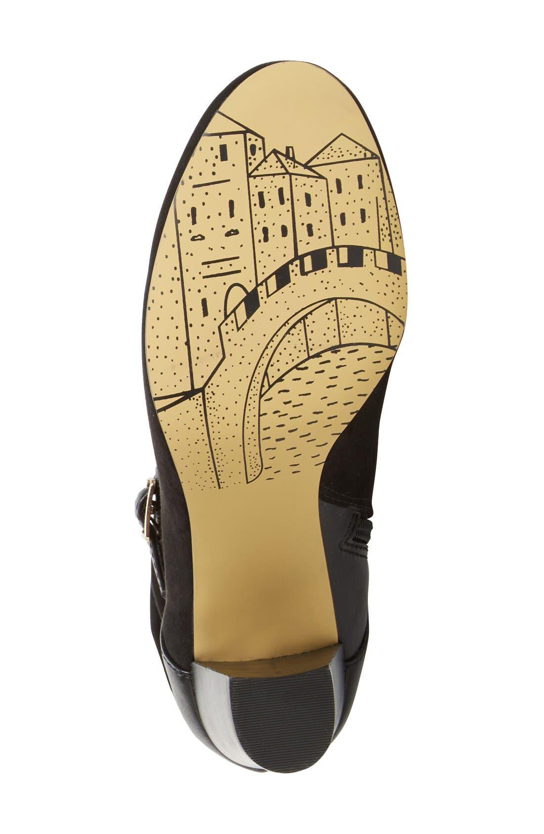 Alternate Image 4  - Bella Vita 'Tabitha II' Tall Boot (Women) (Wide Calf)