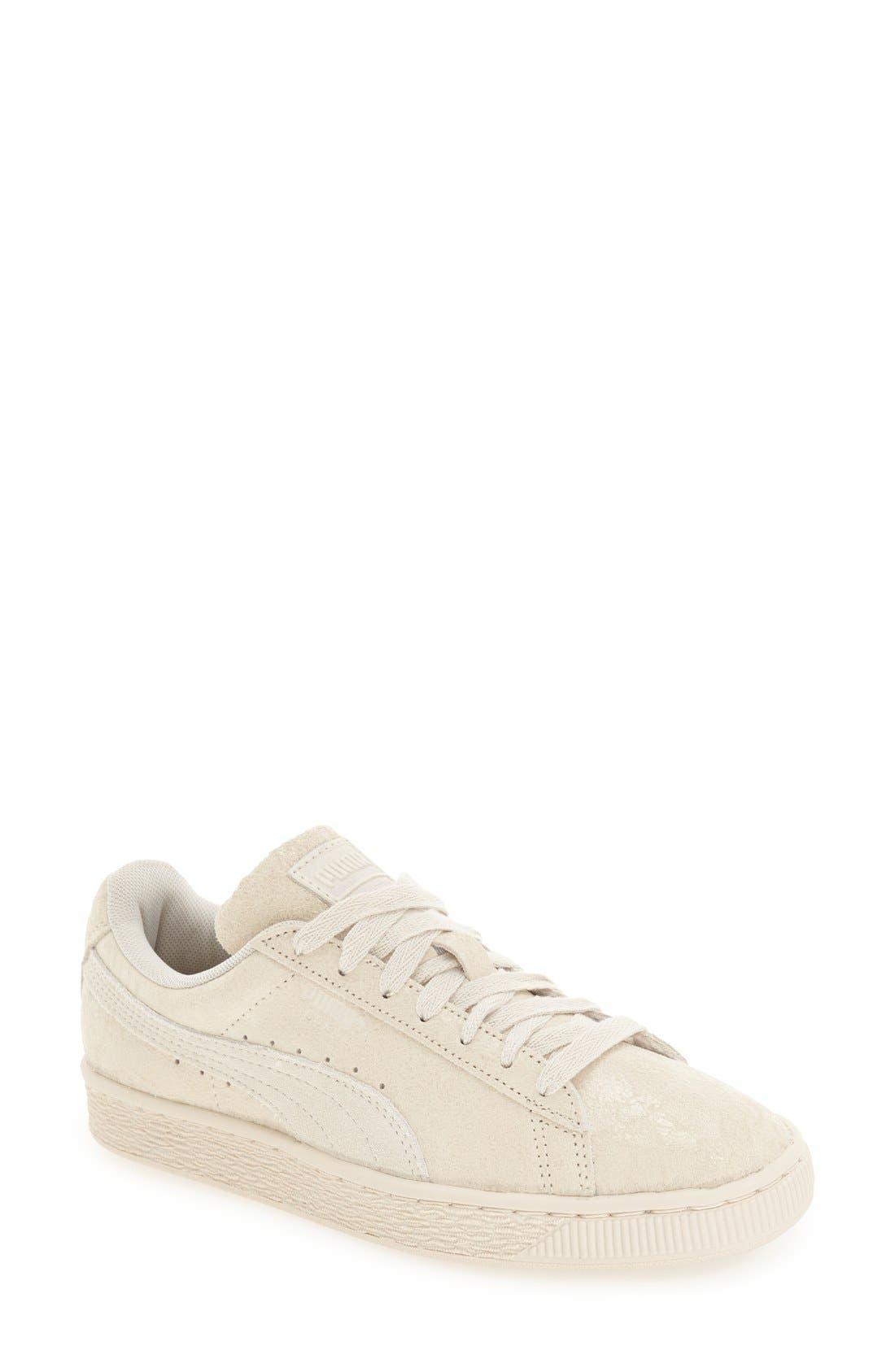 Alternate Image 1 Selected - PUMA 'Remaster' Sneaker (Women)