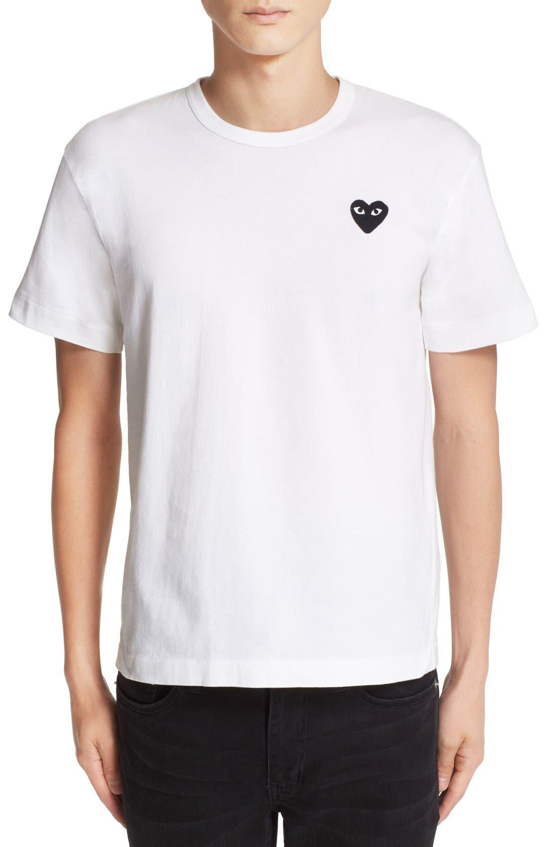 converse play t shirt