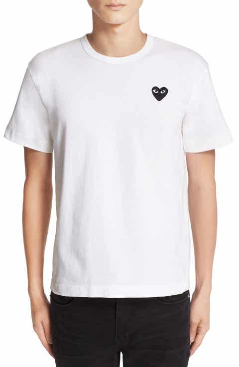 Designer T-Shirts for Men: Henley, Long- & Short-Sleeve | Nordstrom