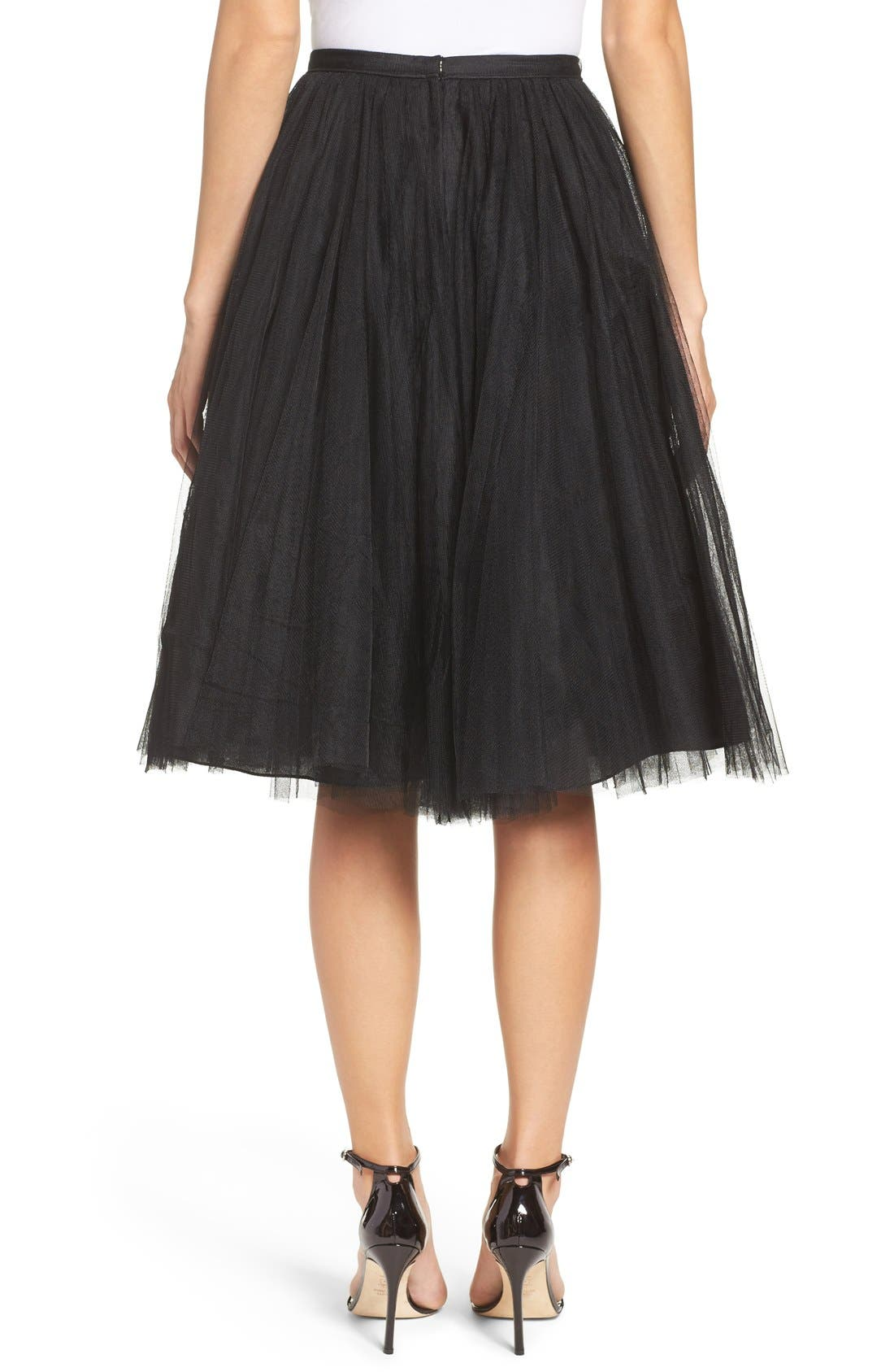 Alternate Image 2  - Jenny Yoo 'Lucy' Tulle Skirt